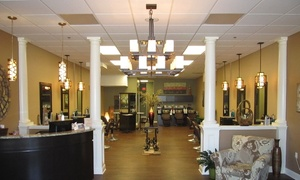 Style Station Salon: Up to 55% Off Haircut, Color, or Highlights at Style Station Salon