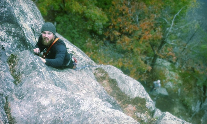 H2O Rappelling - Toronto (GTA): $99 for an All-Day, Instructional Rock-Climbing Experience for One from H2O Rappelling ($225 Value)