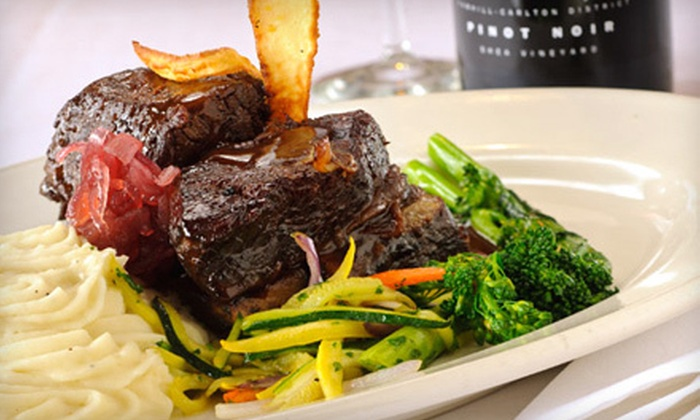 Portland Prime - Downtown Portland: $30 for $60 Worth of Steak-House Fare and Drinks at Portland Prime