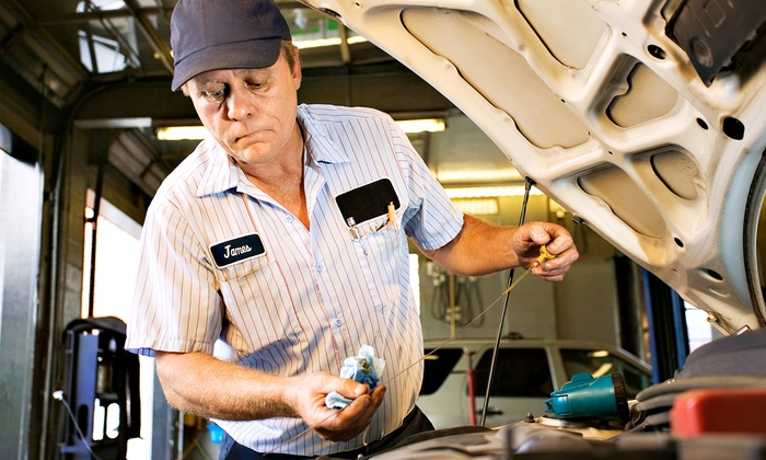 Grecco Auto Service Center & Quality Used Cars - Rockaway: Auto-Maintenance Package with One or Three Oil Changes at Grecco Auto Service Center & Quality Used Cars (Up to 65% Off)