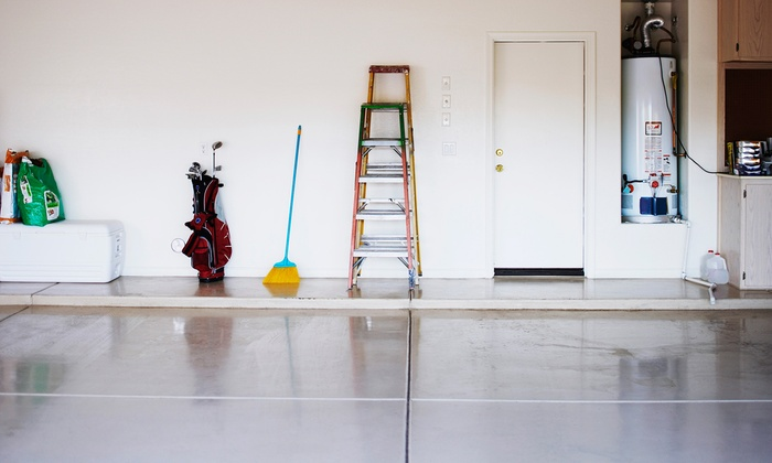 You Move We'll Clean Up - Joliet: $178 for Garage Cleaning with Junk Removal and Odor Eliminator from You Move We'll Clean Up ($500 Value)