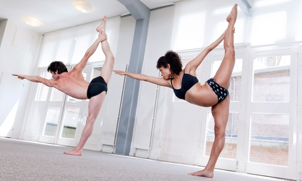10 Classes or One Month of Unlimited Classes at Bikram Hot Yoga & Pilates San Mateo (Up to 84% Off)