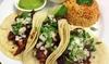 Acitrón Cocina Mexicana - Boston: Three-Course Mexican Meal for Two at Acitrón Cocina Mexicana (36% Off)