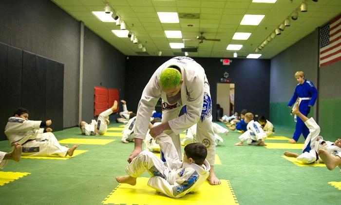 Comprido Brazilian Jiu-Jitsu Academy - Bloomingdale: $33 for One Month of Children's Martial-Arts Classes at Comprido Brazilian Jiu-Jitsu Academy ($135 Value)