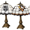NHL Tiffany Table Lamps