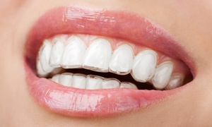 Pearl Dental - Westchester: Dental Exam, X-rays, and Teeth Cleaning, or Credit Toward Invisalign Treatment at Pearl Dental (Up to 96% Off)