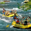 Up to 60% Off Whitewater Rafting in Bryson City