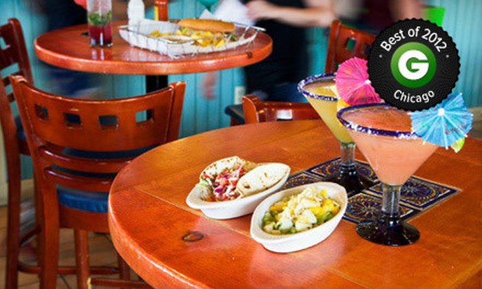 Sergio's Cantina - Geneva: Mexican Food and Drinks at Sergio's Cantina (Up to 66% Off). Two Options Available.