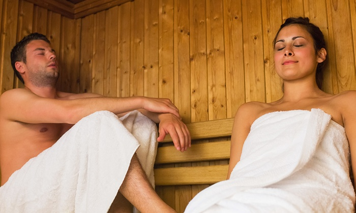 Cure Infrared Sauna Studio - Las Vegas: One, Three, or Five 40-Minute Infrared Sauna Sessions at Cure Infrared Sauna Studio (Up to 57% Off)