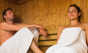 Cure Infrared Sauna Studio: One, Three, or Five 40-Minute Infrared Sauna Sessions at Cure Infrared Sauna Studio (Up to 60% Off)