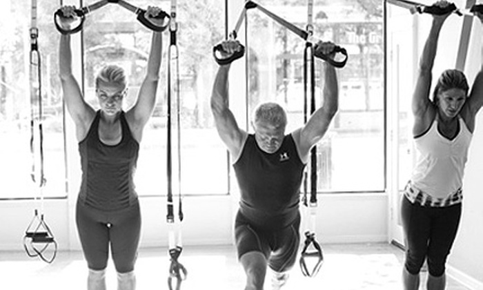 The Fitness Studio - West Deptford: 5 or 10 Fitness Classes at The Fitness Studio (Up to 62% Off)