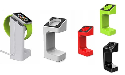 Desktop Stand Charging Station for Apple Watch: One $9.95 or Two $14.95
