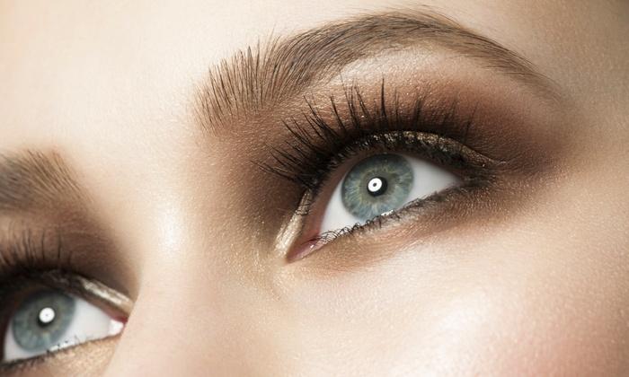 Bellezza Mia Spa - Santorini: C$163 for a Makeover Package with Facial, Mani-Pedi, Makeup, and Haircut at Bellezza Mia Spa (C$325 Value)