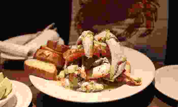 Capurro's - Fisherman's Wharf: $45for a Dungeness-Crab Dinner for Two with Dessert at Capurro's ($83.90Value)
