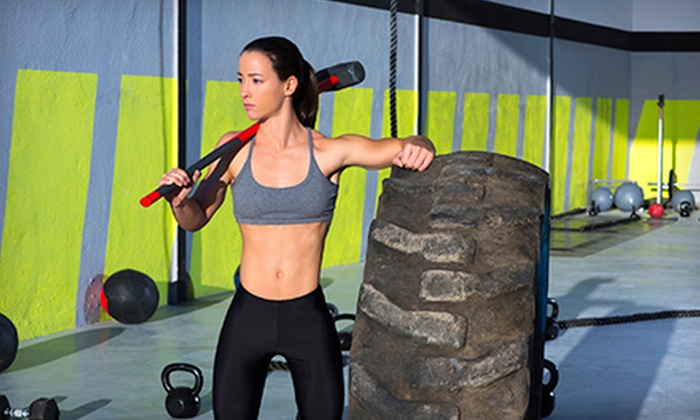 CrossFit BRX - The Hammocks: $35 for One Month of Unlimited CrossFit-Style Boot Camp Classes at CrossFit BRX ($125 Value)