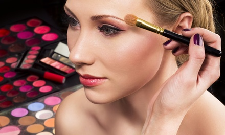 $49 for a Private Makeup Lesson, Plus Half Off Makeup and Skincare Products at Scosh Makeup and Skincare ($100 Value)