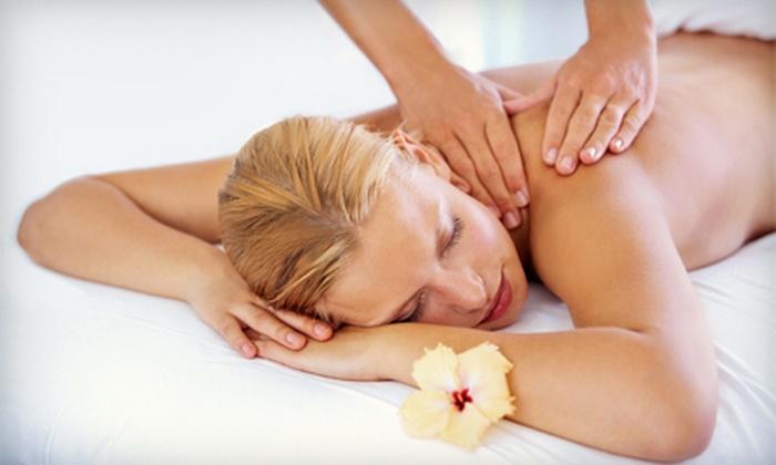 Backs 2 Life Massage - Monroe: One or Three 60-Minute Swedish Massages at Backs 2 Life Massage (Up to 57% Off)