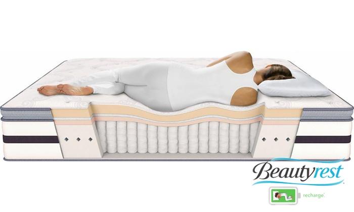 Closeout Beautyrest Pillowtop Groupon Goods