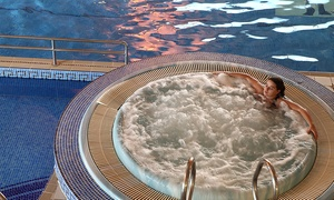 The Fountain Spa Health & Leisure Club: Spa Day with Two 30-Minute Treatments and Access to Leisure Facilities at The Fountain Spa Health & Leisure Club