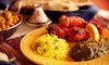 Passage to India - Southeast Pensacola: Indian Cuisine at Passage to India (Half Off). Two Options Available.