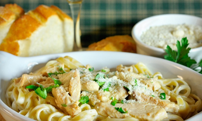 OMD Family Dining - Snacks - Guion Creek: $10 for $20 Worth of Melts, Pasta, and American Food at OMD Family Dining