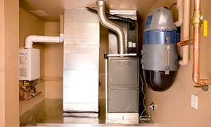 WeatherKing Heating and Air Conditioning: $42 for a Gas-Furnace Inspection and Carbon-Monoxide Test from WeatherKing Heating and Air Conditioning ($159 Value)