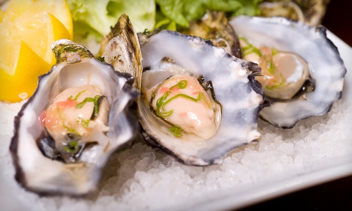 Tom's Oyster Bar - Royal Oak: $20 Worth of Fresh Seafood