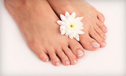 3 Laser Fungus-Removal Sessions for Up to 5 Toenails (a $695 value) - Foot & Ankle Wellness Center in Delaware