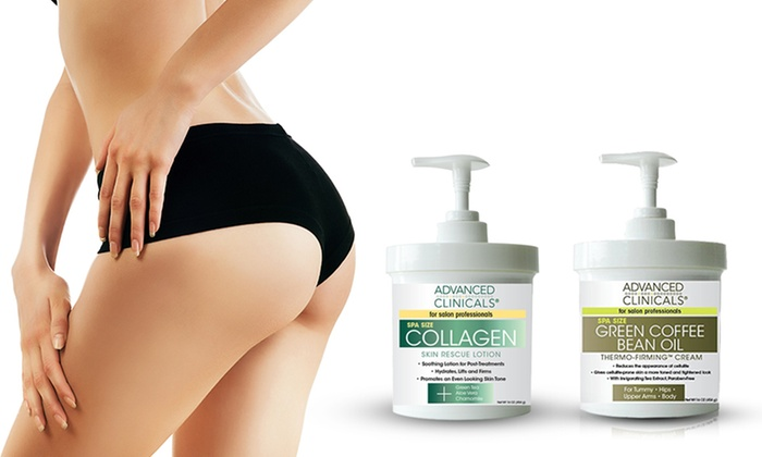 Thermo Firming Or Collagen Cream Groupon Goods