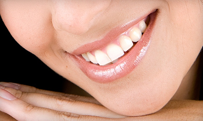Pacific Tanning - Multiple Locations: One or Two BleachBright Teeth-Whitening Treatments at Pacific Tanning (Up to 85% Off)