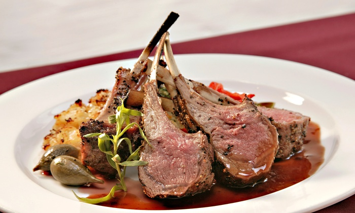 Sansone's Bistro - Cherry Hills Crest: Dinner for Two or Four at Sansone's Bistro (48% Off)