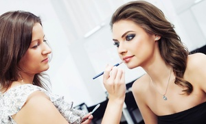 Pins & Pout: Bridal Makeup Trial Session or Special Occasion Makeup Application from Pins & Pout (55% Off)