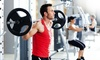 Up to 75% Off Gym Membership