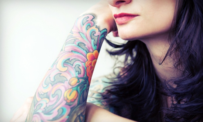 Immersed In Ink Tattoo & Arts Festival - Mesquite: Immersed in Ink Tattoo & Arts Festival for Two at Mesquite Convention Center on Friday, June 21 (Up to $40 Value)