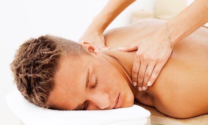 Abeba's Touch Massage and Body Work - Charlotte: Deep-Tissue, Swedish, or Hot-Stone Massage at Abeba's Touch Massage and Body Work (Up to 51% Off)