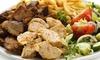 Kebaby, zestawy rollo i  więcej