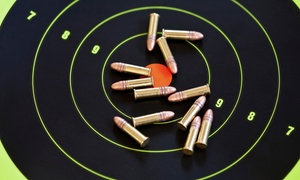Massachusetts Gun Safety: Firearms-Certification Class with Simulator Session for One or Two at Massachusetts Gun Safety (Up to 53% Off)