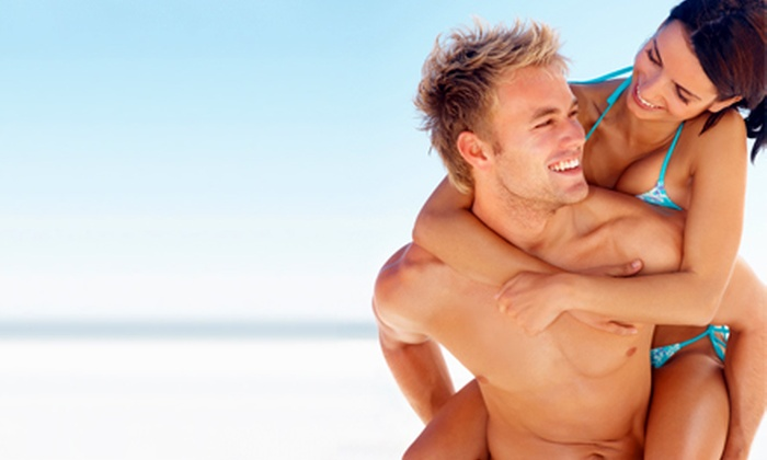 Beau Soleil - Nixa: One Month of Level 1 or 2 Tanning or One Year of Level 1 Tanning with Three Spray Tans at Beau Soleil (Up to 60% Off)