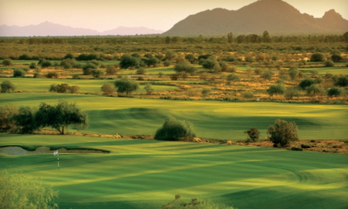 Chad Rogers Golf Instruction - Talking Stick Golf Club: One, Three, or Four Private Golf Lesson Packages with Chad Rogers Golf Instruction in Scottsdale (Up to 70% Off)