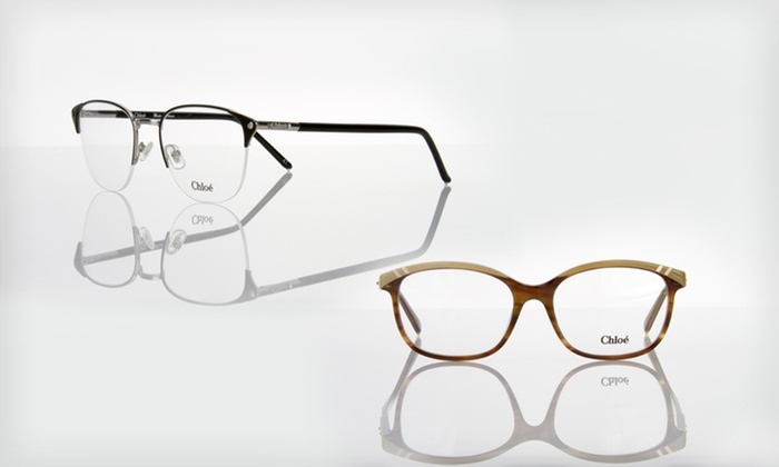 Chloé Women's Optical Frames: Chloé Women's Optical Frames (Up to 86% Off). 34 Options Available. Free Shipping and Free Returns.
