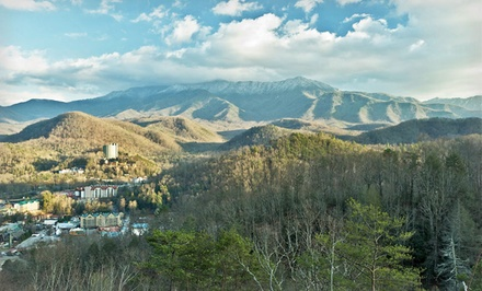 Groupon Deal: 2- or 5-Night Stay for Two at A Gatlinburg Cabin near Great Smoky Mountains, TN. Combine Up to 10 Nights.