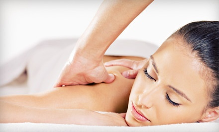 One 60-Minute Relaxation Massage (a $70 value) - Merle Norman Cosmetic Studio in Burnaby