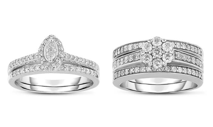 3/8 or 1.00 ct.tw. Diamond Rings: 3/8 or 1.00 ct.tw. Diamond Ringfrom $99.99—$199.99. Free Returns