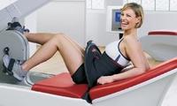 1 oder 3 HYPOXI-Trainingseinheiten à 30 Min., optional mit Dermologie, im HYPOXI Studio Frankfurt (bis zu 58% sparen*)