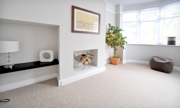 LV Carpet Care - San Jose: Carpet Cleaning for a One- or Two-Story House from LV Carpet Care (Up to 88% Off)