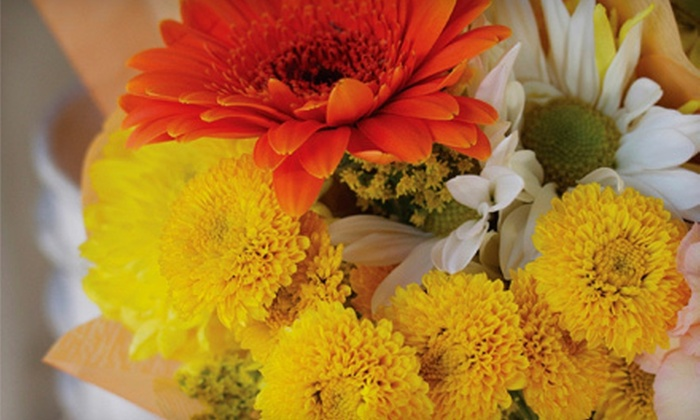 Abercrombie Flowers & Gifts - Heritage District: $25 for $50 Worth of Flowers from Abercrombie Flowers & Gifts