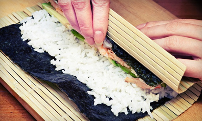 Tokyo Japanese Restaurant - Montclair: Sushi-Making Class for One or Two at Tokyo Japanese Restaurant (Up to 57% Off)