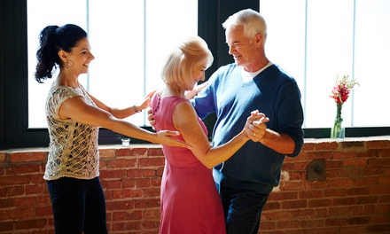 Up to 76% Off dancing at Allstar Ballroom Dance Company