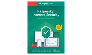 Antivirus Kaspersky Internet Security 2021 à télécharger