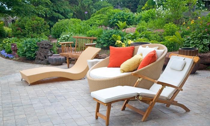Caluco Llc - San Fernando: $549 for $999 Worth of Outdoor Furniture — Caluco
